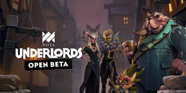 Dota Underlords ยอดผู้เล่นบน Steam ลดลงกว่า 80%