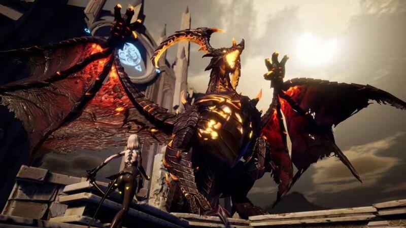 Dragon Raja - Boss