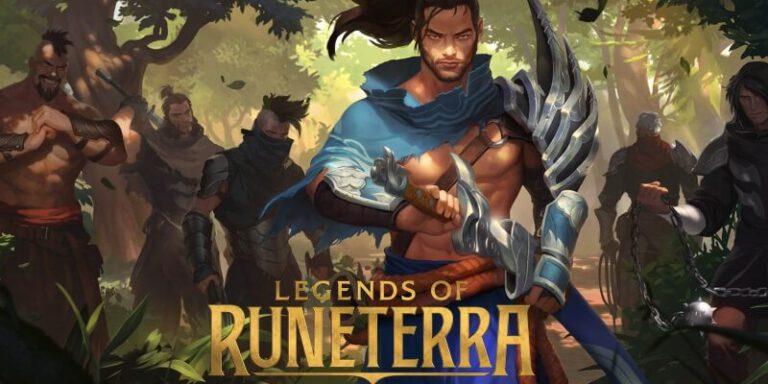 Legends of Runeterra ประกาศเปิด OBT 24 ม.ค. นี้