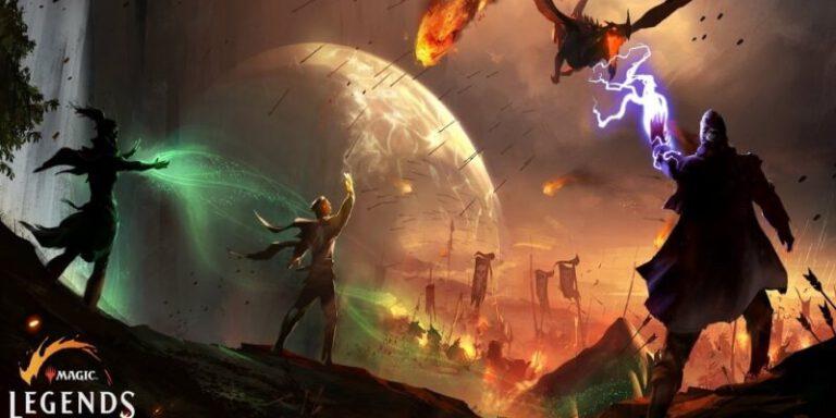 ฟุตเทจแรก Magic: Legends กลิ่นฮายเกม Diablo มาเต็ม