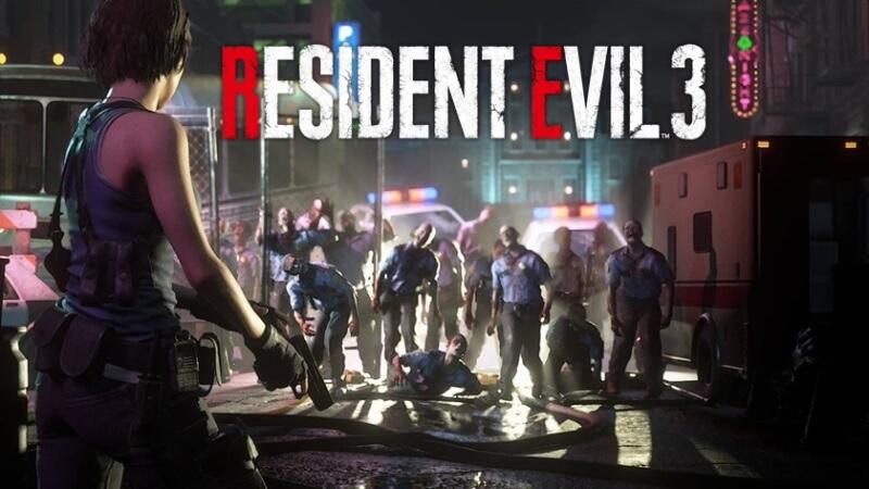 Resident Evil 3 Remake PC