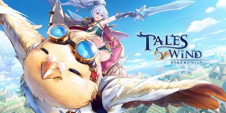 Tales of Wind พอร์ตลง PC ไม่ต้องเล่นผ่านอีมูเลเตอร์