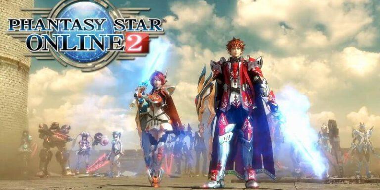 Phantasy Star Online 2 เปิดให้เล่นช่วง OBT 17 มี.ค.นี้