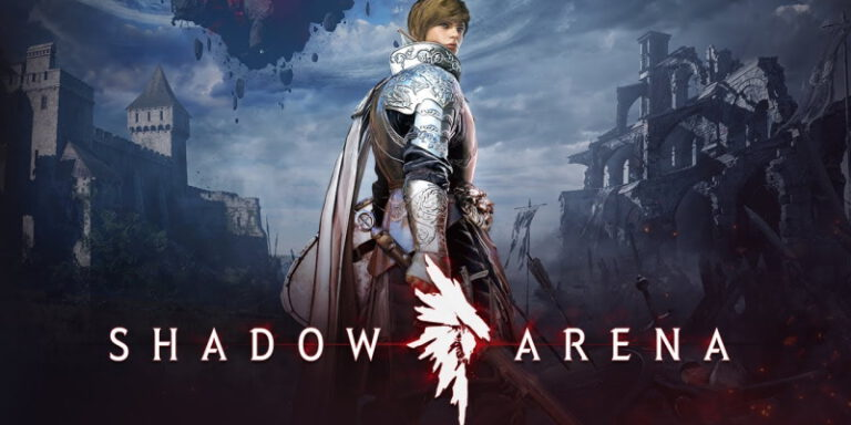 Shadow Arena เปิดทดสอบครั้งสุดท้าย 17 เมษายนนี้
