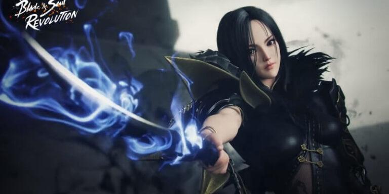 Blade & Soul Revolution ประกาศเปิดให้บริการในไทย