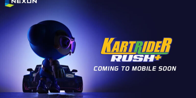 Nexon เปิดตัวเกมซิ่ง KartRider Rush+ เล่นฟรีบนมือถือ