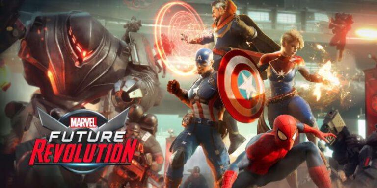Netmarble เปิดตัวเกมมือถือ Marvel Future Revolution