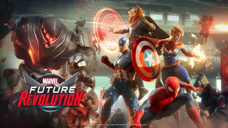 Marvel Future Revolution ปักหมุด 25 สิงหานี้ เปิดให้เล่นจริง