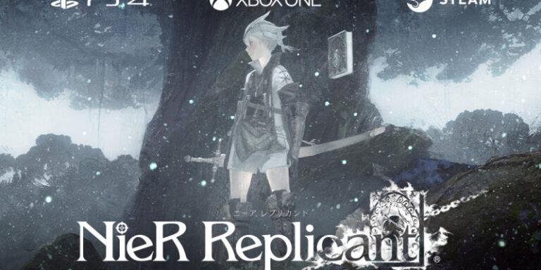 Square Enix เปิดตัว NieR Replicant ฉบับปัดฝุ่นใหม่