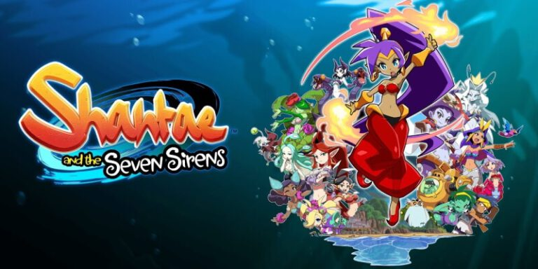 Shantae and the Seven Sirens มาถึง PC และ Console