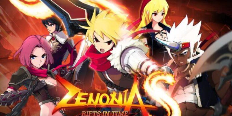 Com2uS เปิดตัวเกม World of Zenonia ในซีรี่ย์ Zenonia