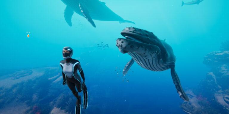 Beyond Blue ดำดิ่งสู่โลกใต้มหาสมุทร วางจำหน่าย 11 มิ.ย.นี้