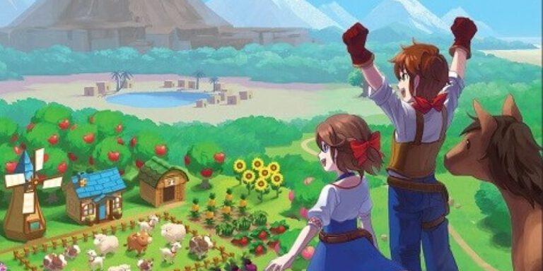Harvest Moon: One World ประกาศเลื่อนวางจำหน่าย