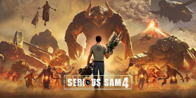 Croteam เผยข้อมูล สเปคเกม Serious Sam 4