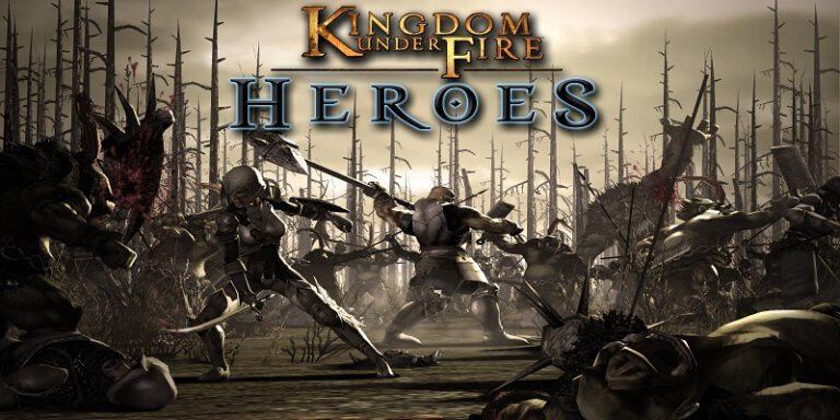 Kingdom Under Fire: Heroes วางจำหน่ายบน Steam