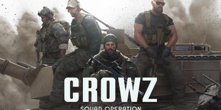 เปิดตัว CROWZ เกมยิง FPS จากอดีตผู้สร้าง Sudden Attack