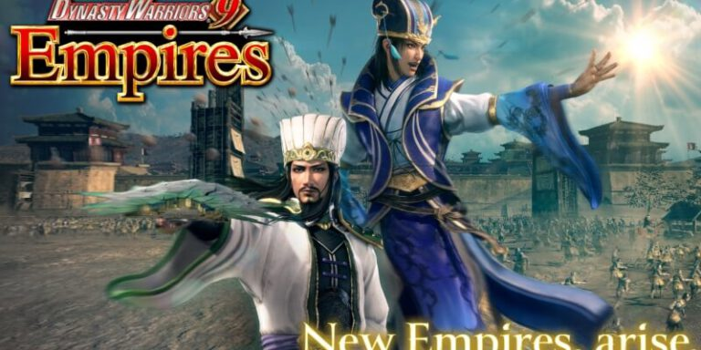 Koei Tecmo เปิดตัว Dynasty Warriors 9 Empires