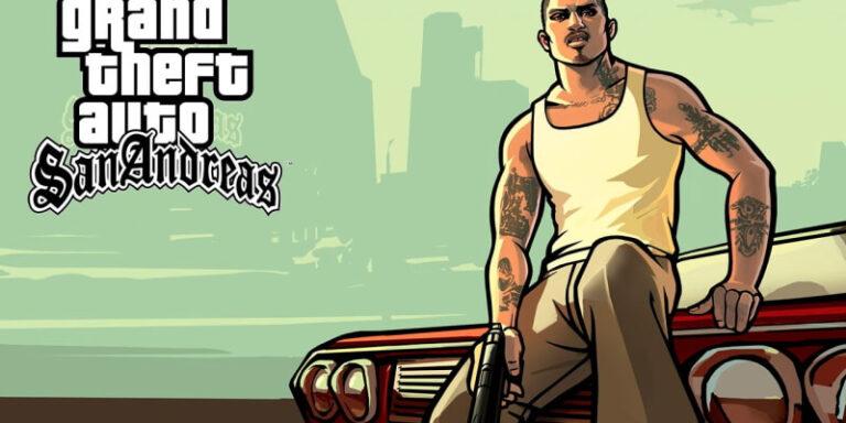 รวมสูตรเกม GTA San Andreas บนทุกแพลตฟอร์ม