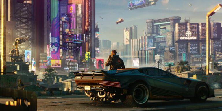 Cyberpunk 2077 โชว์เกมเพลย์บน Google Stadia ระดับ 4K