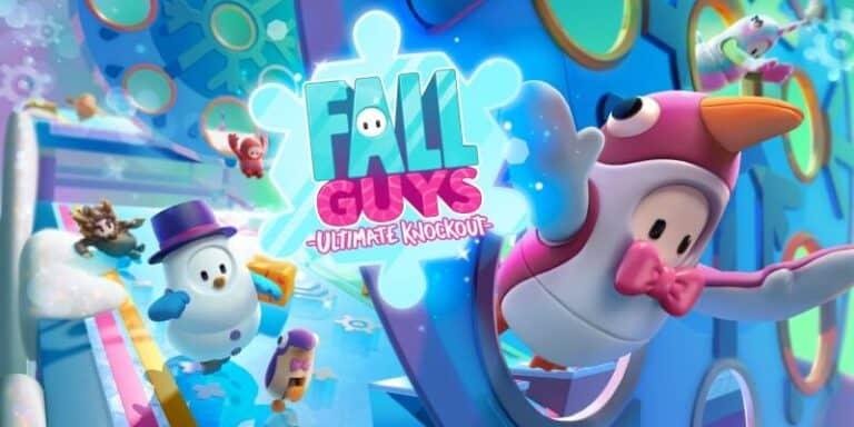 Fall Guys เปิดตัว Winter Knockout ซีซัน 3 รับหน้าหนาว
