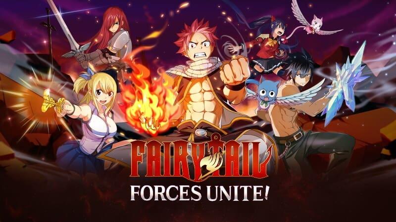 FAIRY TAIL: Forces Unite! อัพเลเวลยังไงให้ไว สำหรับผู้เล่นใหม่