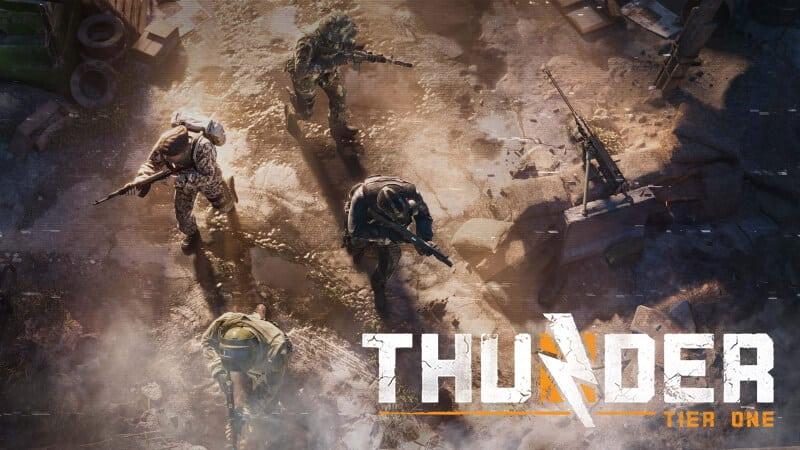 Thunder Tier One เปิดให้เล่นบน Steam ผลงานจากผู้สร้าง PUBG