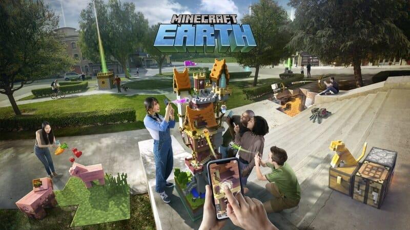 เซ่นพิษโควิด Minecraft Earth เกมมือถือ AR ปิดให้บริการ 30 มิ.ย.นี้
